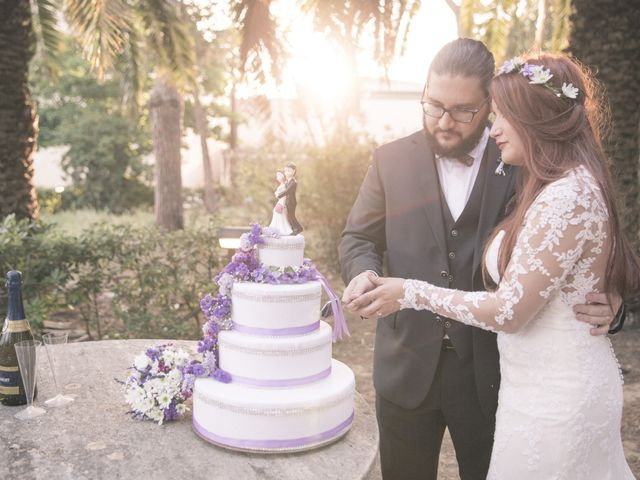 Il matrimonio di Luca e Annalisa a Taormina, Messina 27