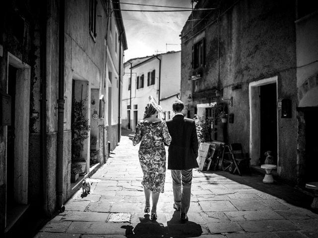 Il matrimonio di Matteo e Veronica a Scansano, Grosseto 24