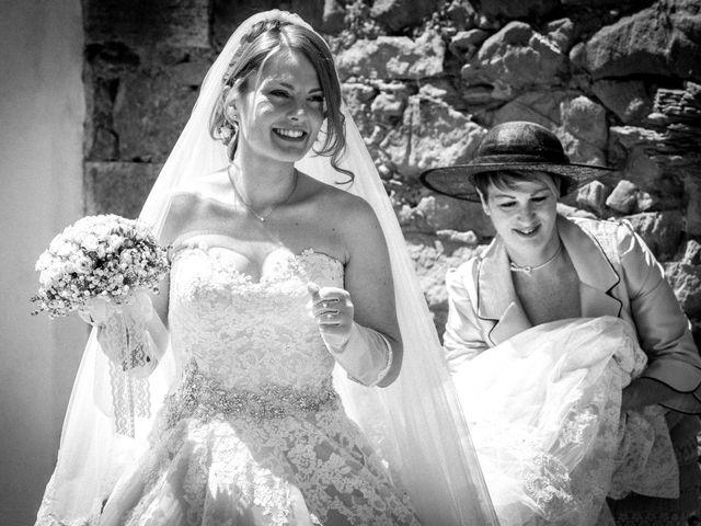 Il matrimonio di Matteo e Veronica a Scansano, Grosseto 25