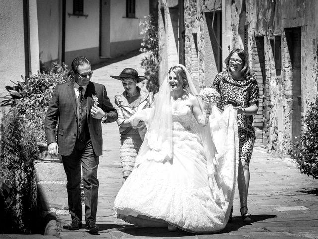 Il matrimonio di Matteo e Veronica a Scansano, Grosseto 26