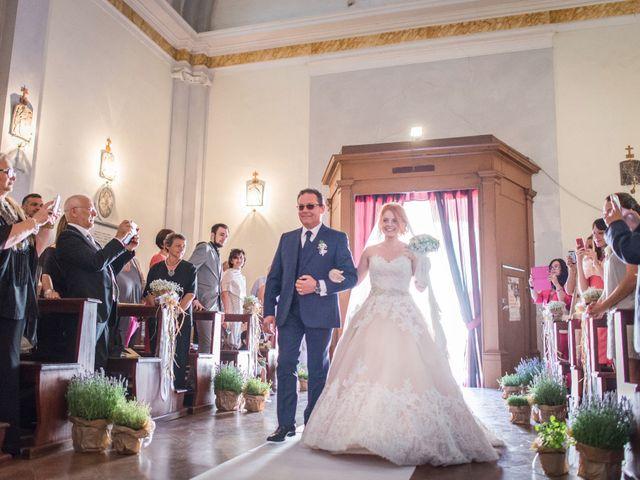 Il matrimonio di Matteo e Veronica a Scansano, Grosseto 29