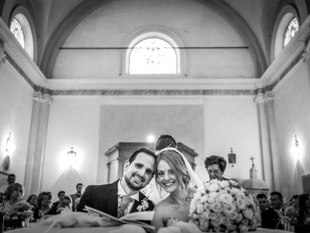 Il matrimonio di Matteo e Veronica a Scansano, Grosseto 37