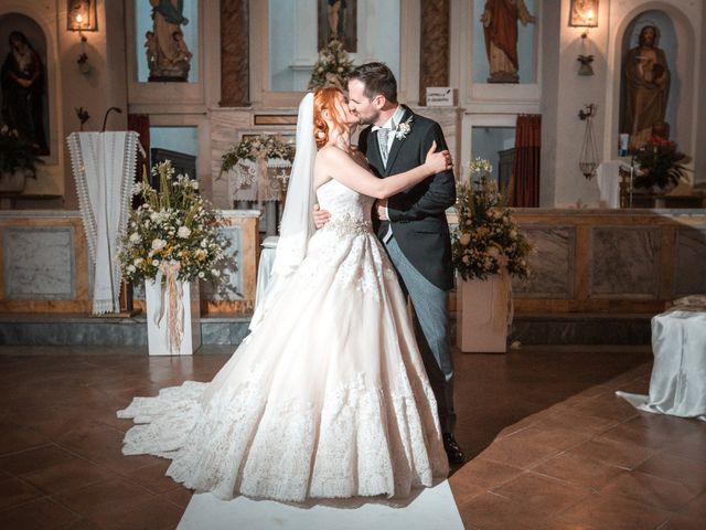 Il matrimonio di Matteo e Veronica a Scansano, Grosseto 38