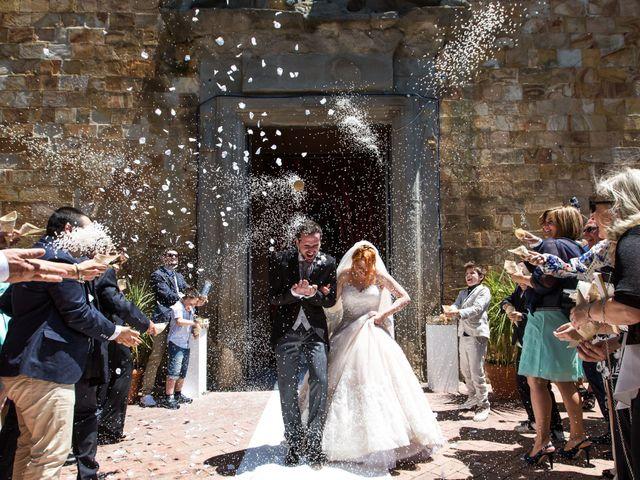 Il matrimonio di Matteo e Veronica a Scansano, Grosseto 39