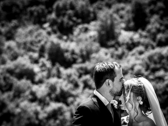 Il matrimonio di Matteo e Veronica a Scansano, Grosseto 40
