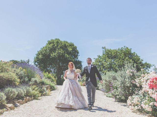 Il matrimonio di Matteo e Veronica a Scansano, Grosseto 52