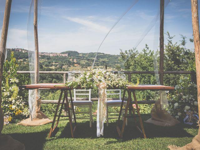 Il matrimonio di Matteo e Veronica a Scansano, Grosseto 54