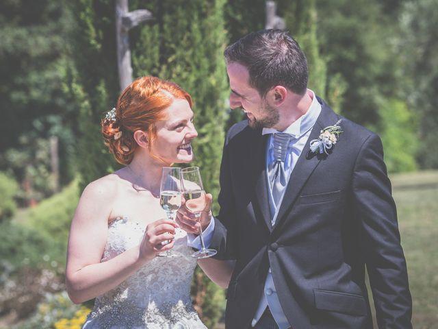Il matrimonio di Matteo e Veronica a Scansano, Grosseto 59