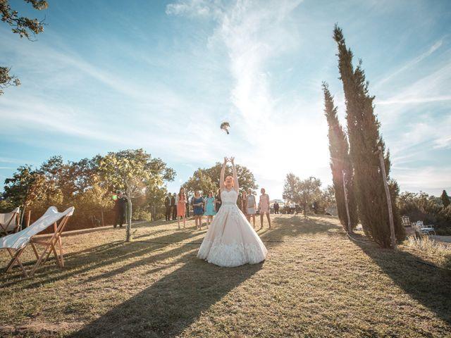 Il matrimonio di Matteo e Veronica a Scansano, Grosseto 63