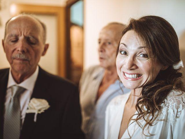 Il matrimonio di James e Chiara a Roma, Roma 27