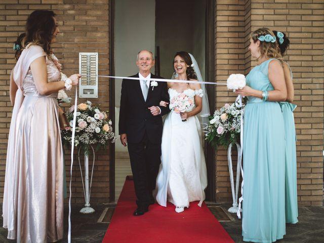 Il matrimonio di James e Chiara a Roma, Roma 53