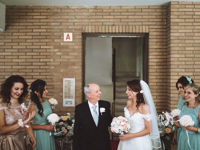 Il matrimonio di James e Chiara a Roma, Roma 54