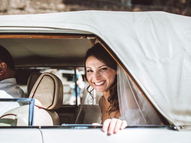 Il matrimonio di James e Chiara a Roma, Roma 56