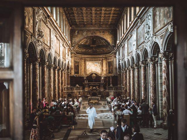 Il matrimonio di James e Chiara a Roma, Roma 57