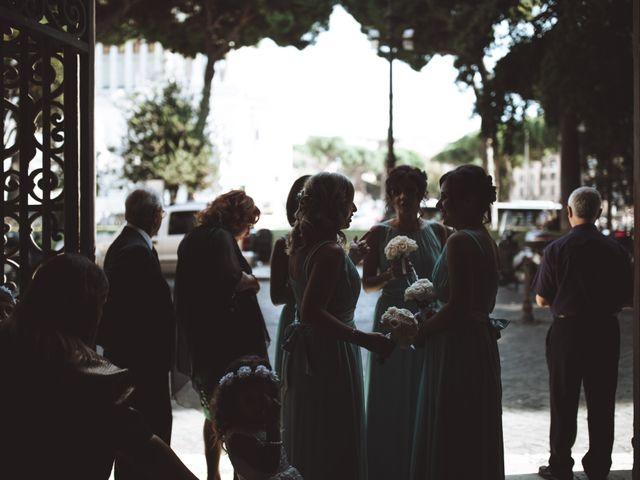Il matrimonio di James e Chiara a Roma, Roma 59