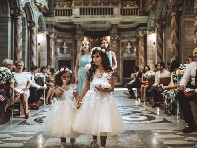 Il matrimonio di James e Chiara a Roma, Roma 62