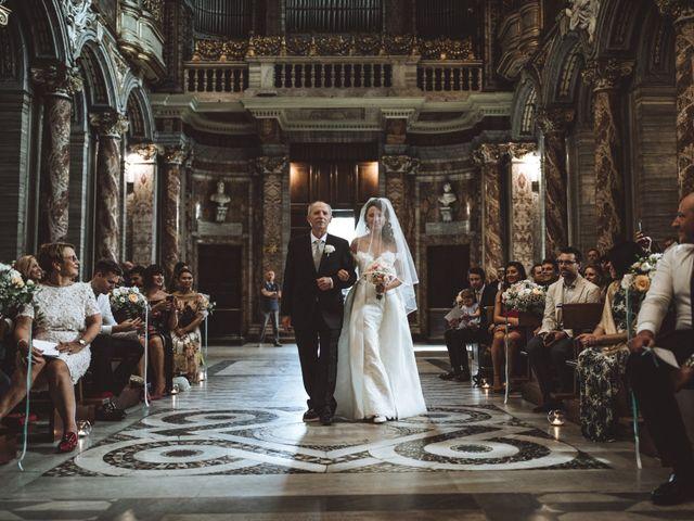 Il matrimonio di James e Chiara a Roma, Roma 63