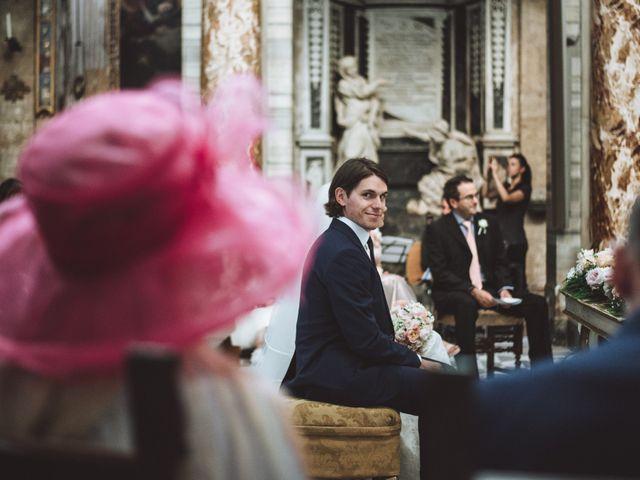 Il matrimonio di James e Chiara a Roma, Roma 64