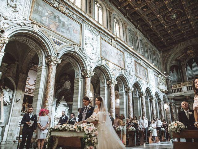 Il matrimonio di James e Chiara a Roma, Roma 66