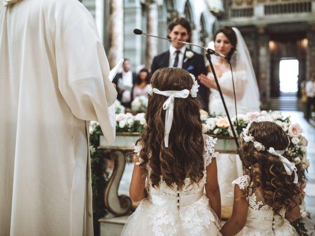 Il matrimonio di James e Chiara a Roma, Roma 67