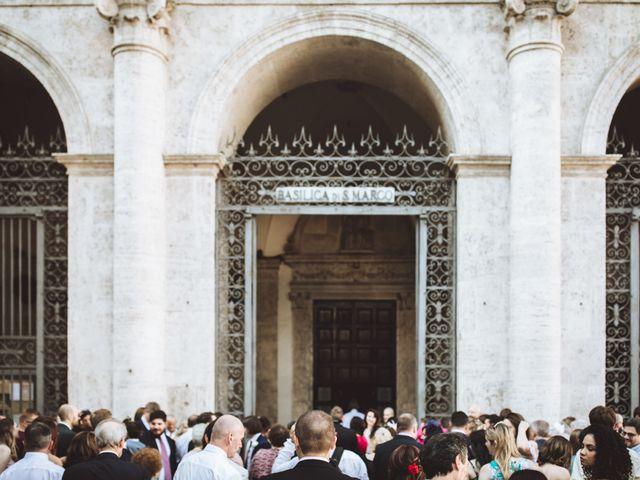 Il matrimonio di James e Chiara a Roma, Roma 71