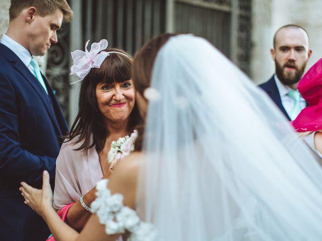 Il matrimonio di James e Chiara a Roma, Roma 72