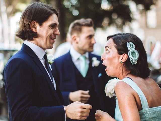 Il matrimonio di James e Chiara a Roma, Roma 75