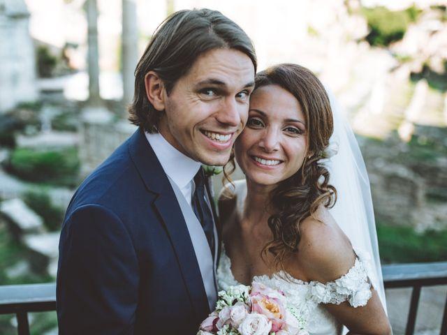 Il matrimonio di James e Chiara a Roma, Roma 81