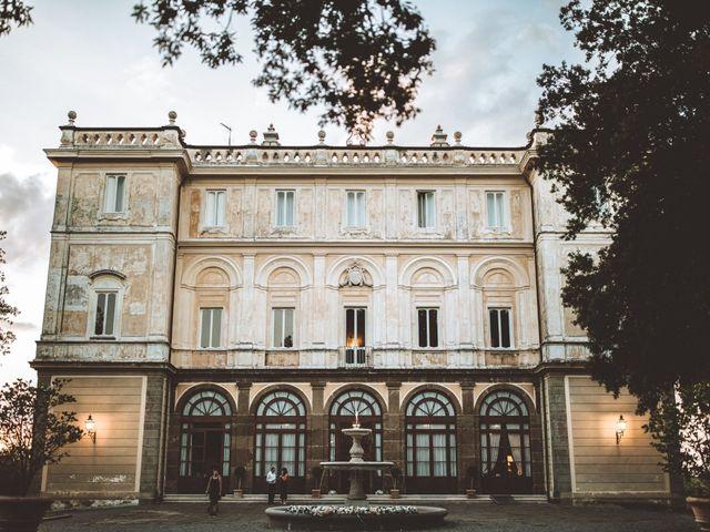 Il matrimonio di James e Chiara a Roma, Roma 88
