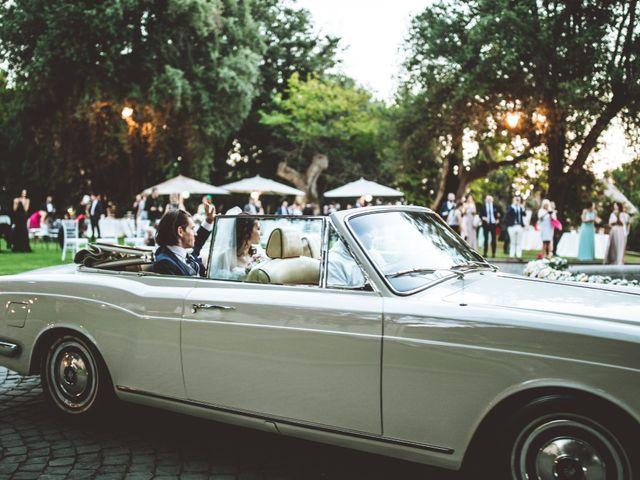 Il matrimonio di James e Chiara a Roma, Roma 96