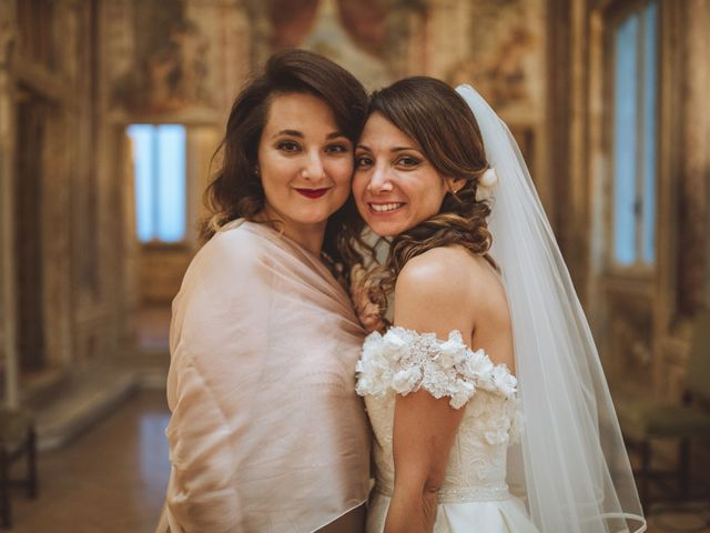 Il matrimonio di James e Chiara a Roma, Roma 107