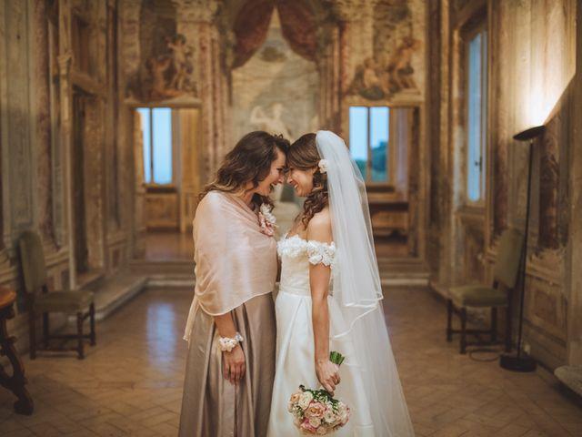 Il matrimonio di James e Chiara a Roma, Roma 108