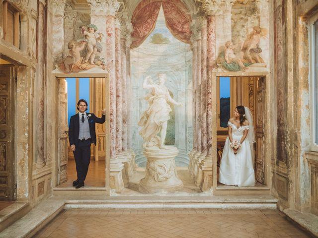 Il matrimonio di James e Chiara a Roma, Roma 110