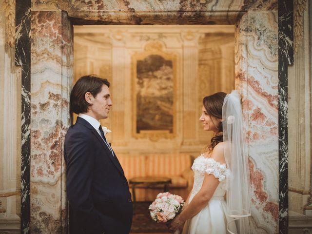 Il matrimonio di James e Chiara a Roma, Roma 111