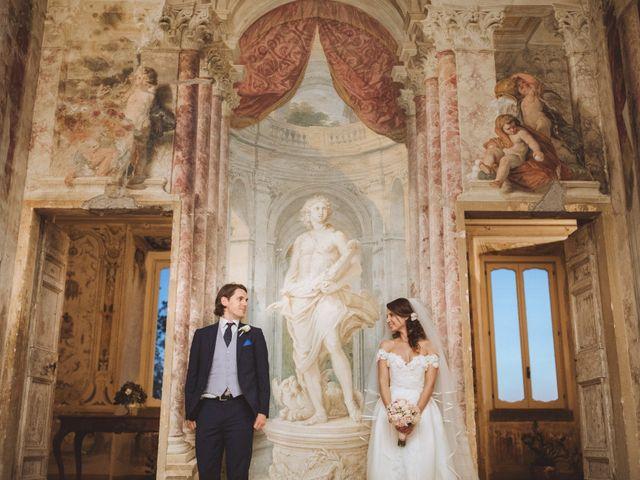 Il matrimonio di James e Chiara a Roma, Roma 112