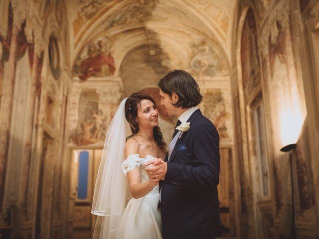 Il matrimonio di James e Chiara a Roma, Roma 113