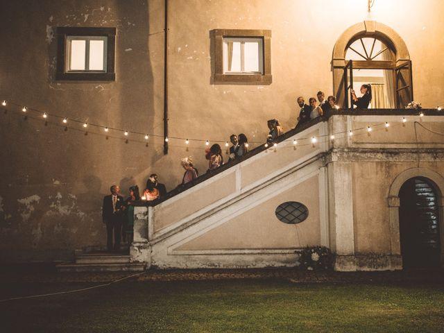 Il matrimonio di James e Chiara a Roma, Roma 117
