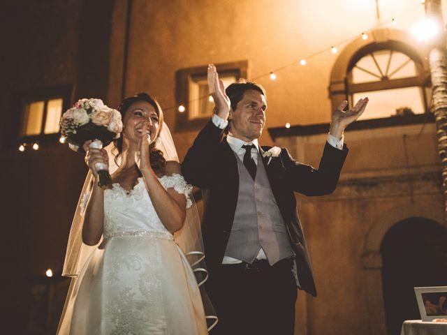 Il matrimonio di James e Chiara a Roma, Roma 119