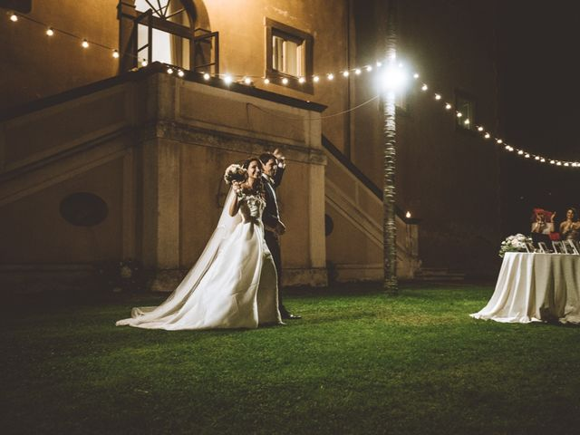Il matrimonio di James e Chiara a Roma, Roma 120