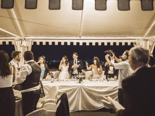 Il matrimonio di James e Chiara a Roma, Roma 126