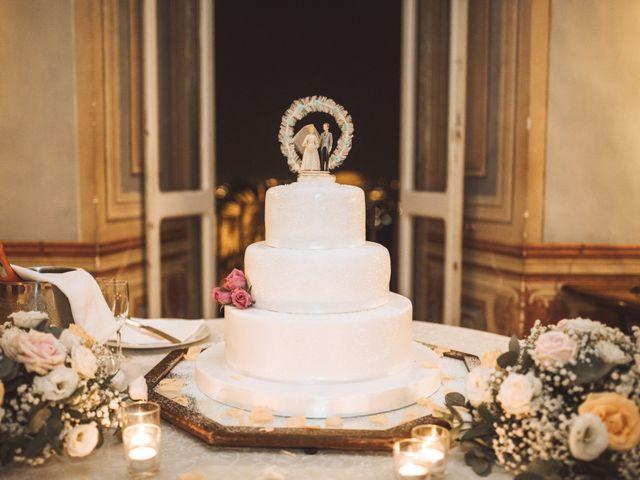 Il matrimonio di James e Chiara a Roma, Roma 136