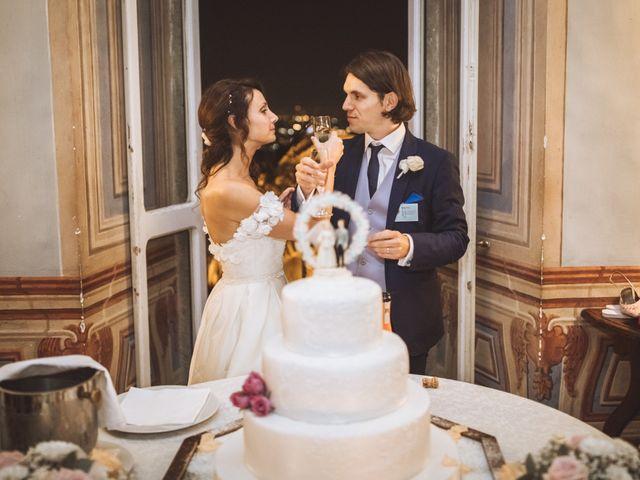 Il matrimonio di James e Chiara a Roma, Roma 137