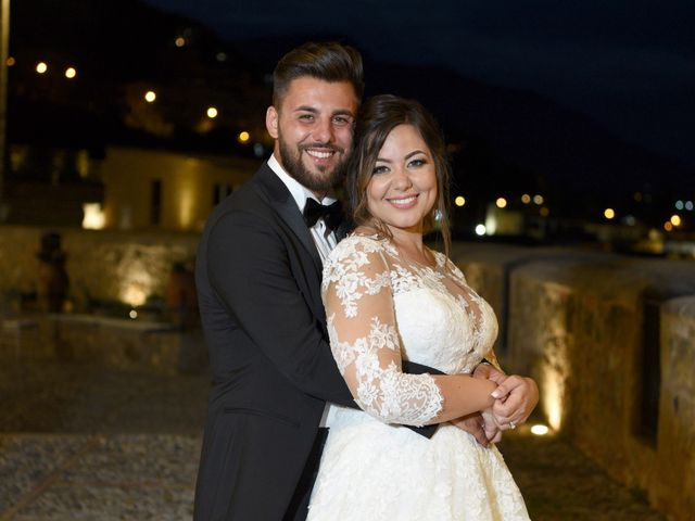 Le nozze di Fede e Gabriele