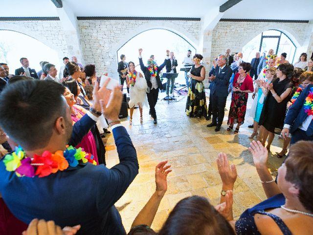 Il matrimonio di Giuseppe e Rossella a Ginosa, Taranto 2
