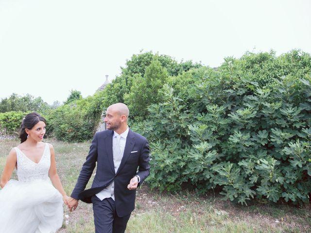 Il matrimonio di Giuseppe e Rossella a Ginosa, Taranto 3
