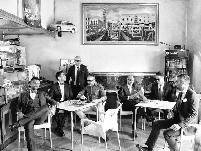 Il matrimonio di Giuseppe e Rossella a Ginosa, Taranto 4