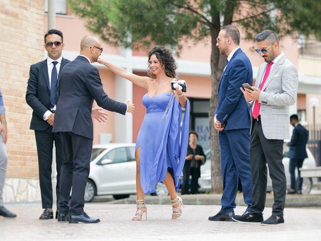 Il matrimonio di Giuseppe e Rossella a Ginosa, Taranto 24