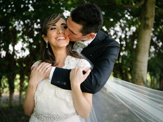 Le nozze di Paulina e Emanuele