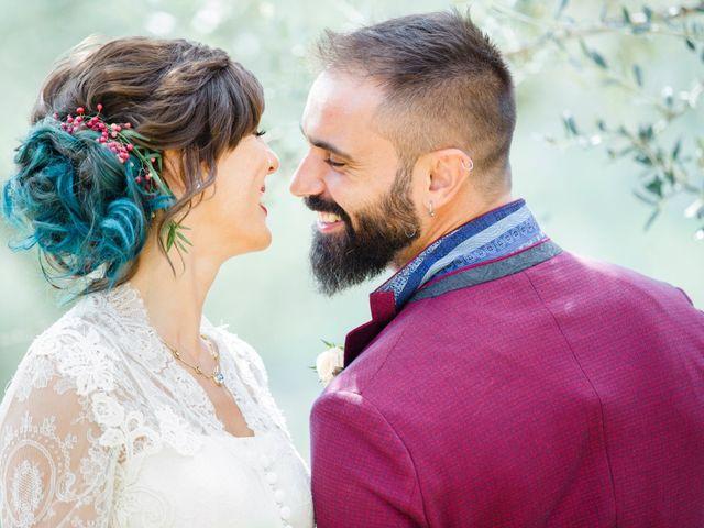 Le nozze di Luisa e Matteo