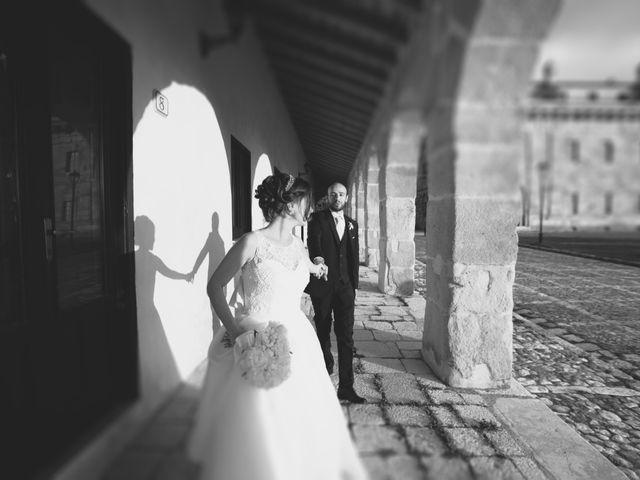 Il matrimonio di Claudio e Maria Giovanna a Palermo, Palermo 1